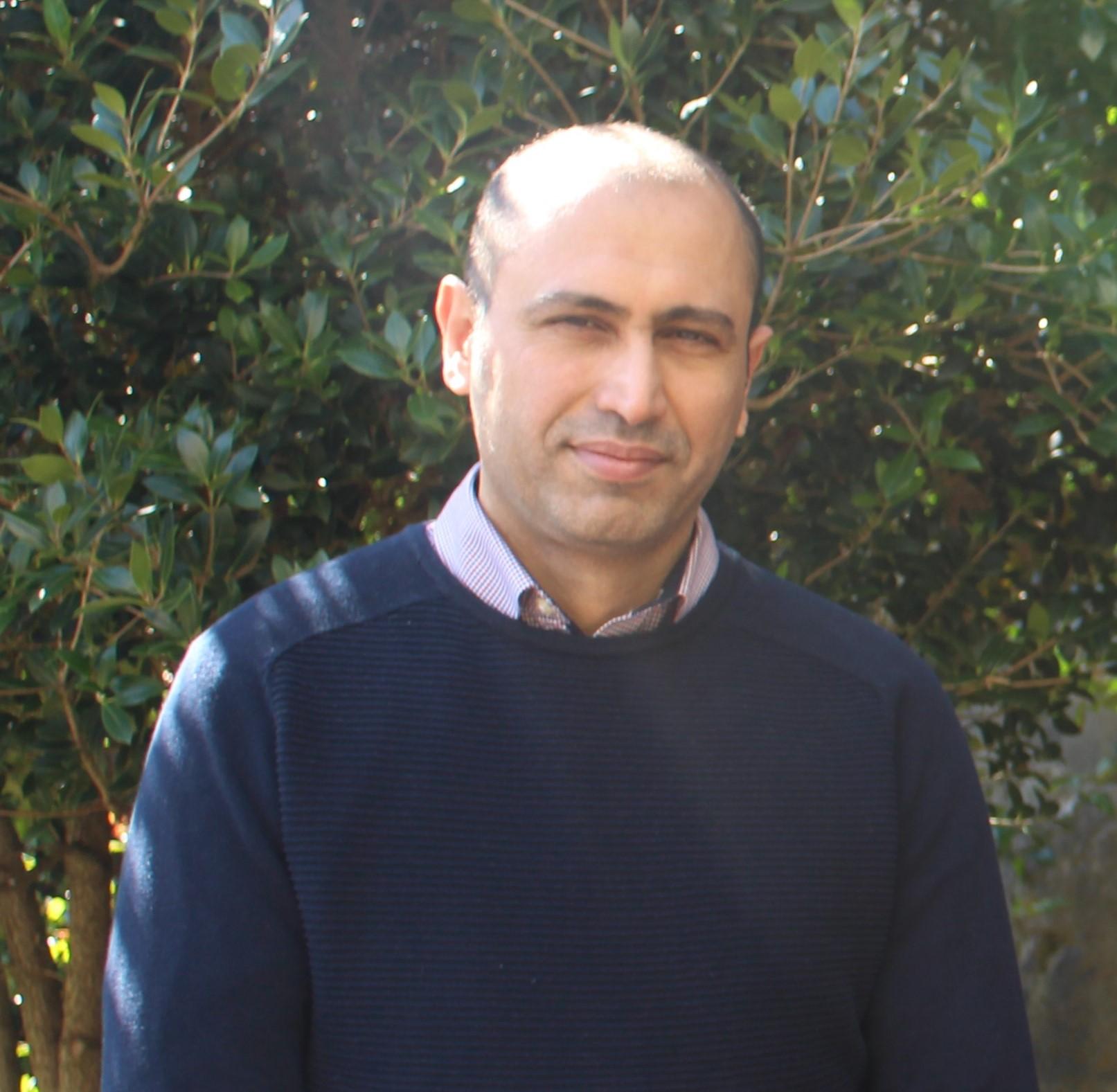 UCC Research Profiles: Mohammed Abdulla, IT Services (Non Core