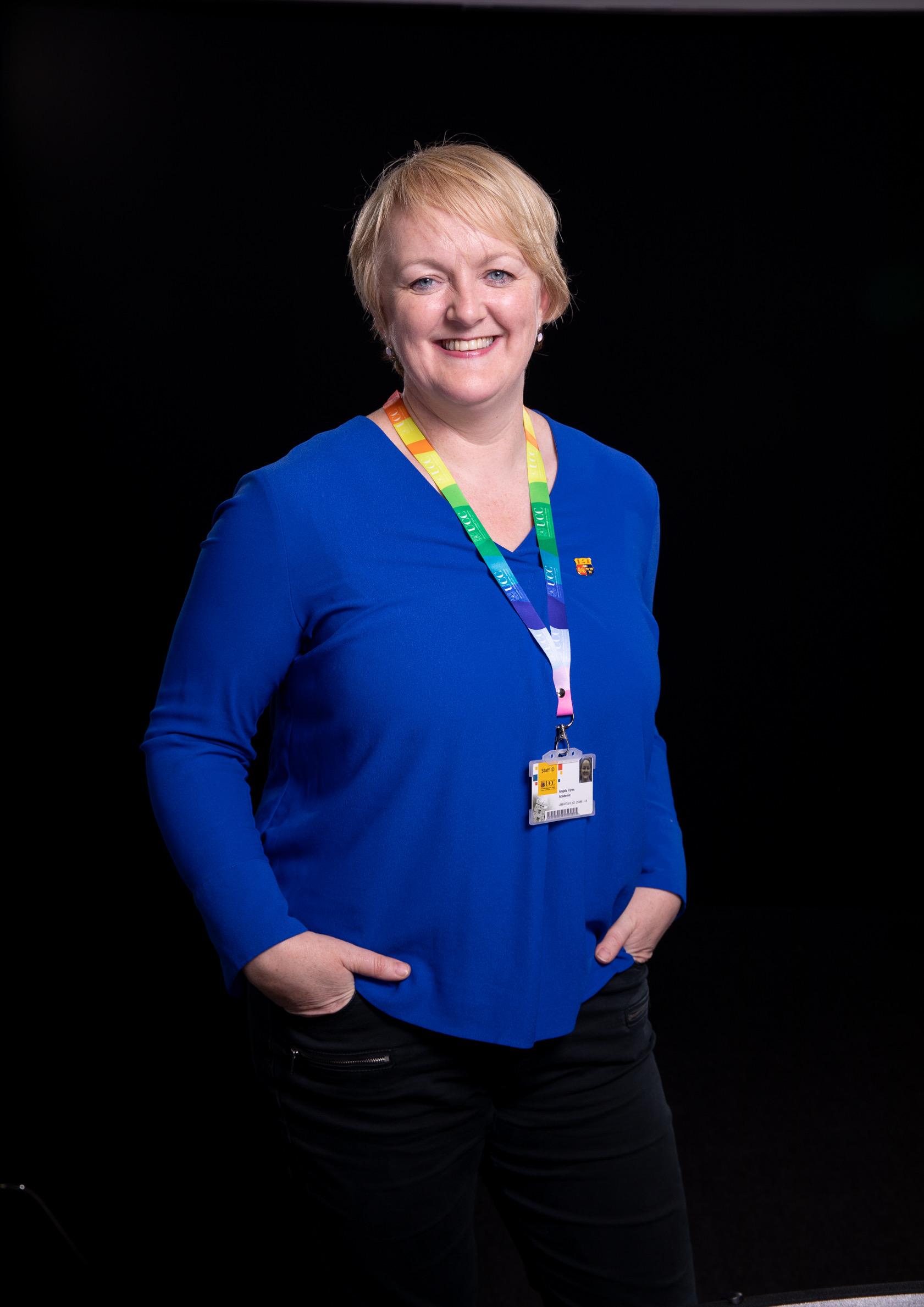 UCC Research Profiles: Angela Flynn, Nursing & Midwifery