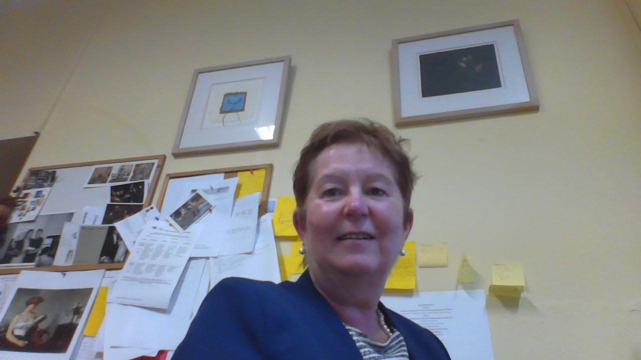 Dr. Marian McCarthy