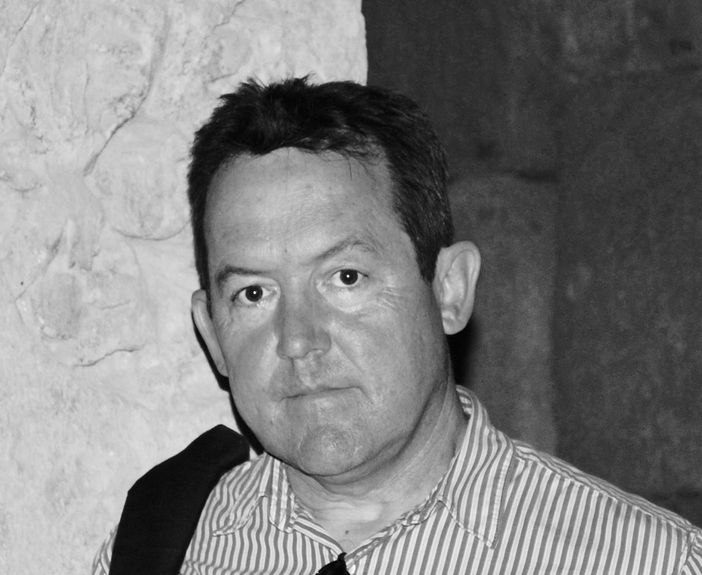 Dr. Stiofán Ó Cadhla