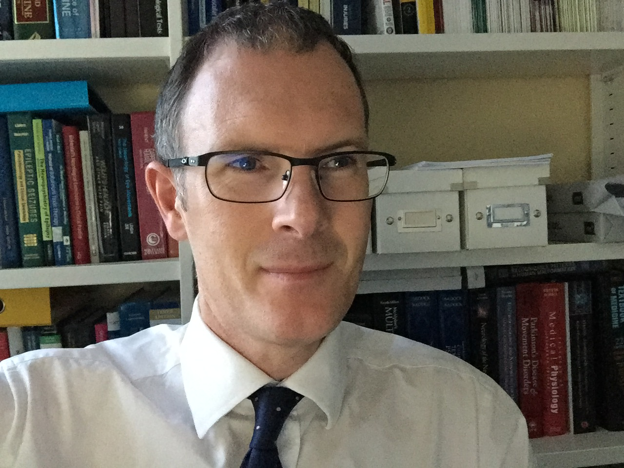 UCC Research Profiles: Daniel Costello, Medicine