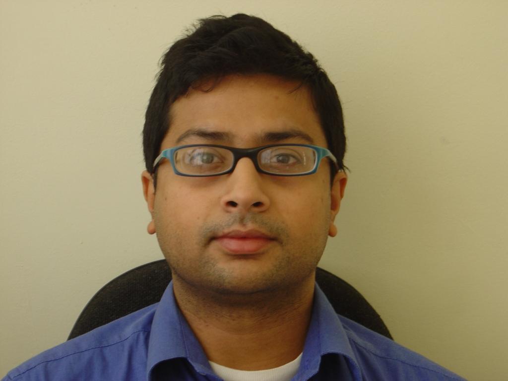 Dr Vikram Pakrashi
